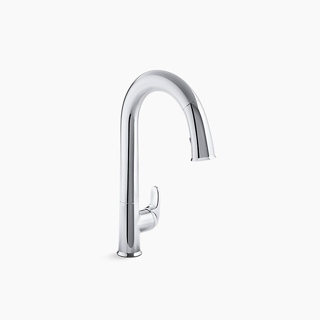 Touchless Pull Down-Kitchen Sink Faucet