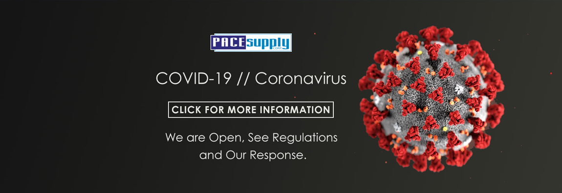 Coronavirus - COVID-19 - We are open. See regulations and Our Response Below.